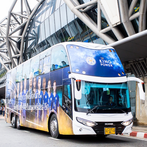 LEICESTER CITY BUS