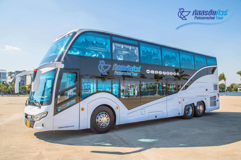 Double Decker Bus in Bangkok