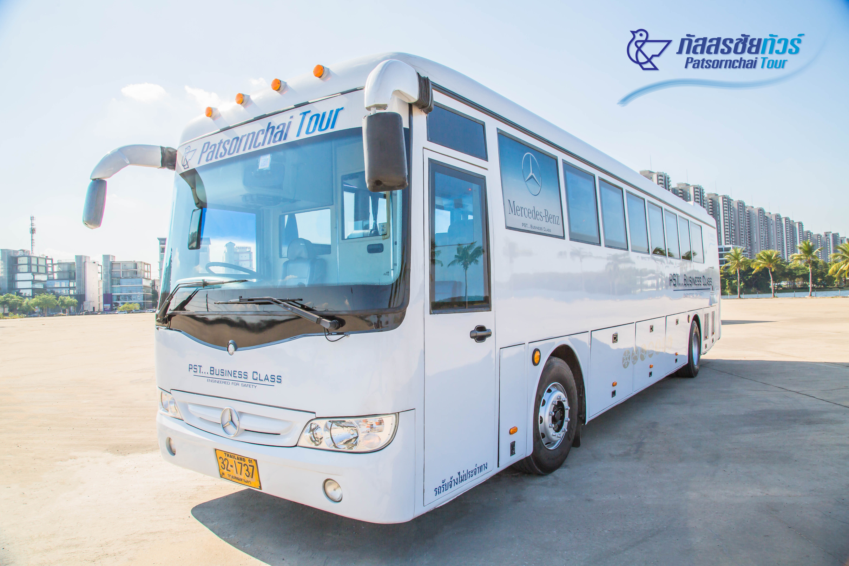 SINGLE DECKER BUS FOR RENT IN BANGKOK